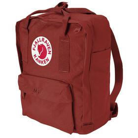 Fjällräven Kånken Mini Rucksack Kinder ox red